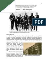 MÚSICA POPULAR BBRASILEIRA - I - DEFINIÇÕES