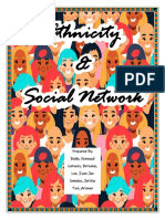 Ethnicity and Social Network (1)