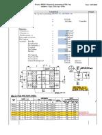 Pile cap check for PE7PTC-15,30  15-07-20(shear enhancement)