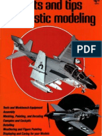 Modeling Hints And Tips for Plastic Models