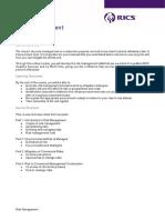 Course Description - Risk Management.pdf