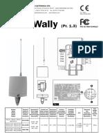 WALLY V2 manual