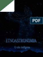 Etnoastronomia o céu indígena - livreto X