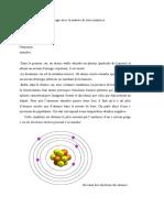 Les photons peuvent réagir avec la matière de trois manières