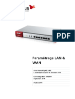 Paramétrage LAN & WAN_1