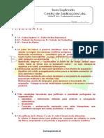 A.1 - O expansionismo europeu - Teste Diagnóstico (1)  - Soluções