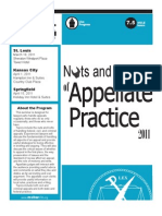 MoBarCLE Appellate Practice