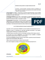 doc 4P 4C 4E marketing  relationnel