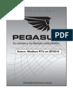 ESATCIO METEREOLOGICA Modbus RTU EP2010-Manual Rev.02