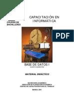 Material Didctico de Base de Datos i Final 1234384652325142 3