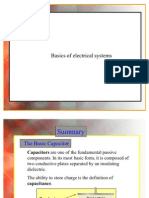Basics of Electrical Systems