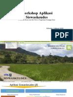 Siswaskeudes - Integrated Review