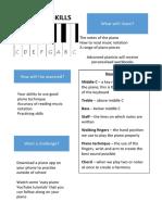 Knowledge Organiser Keyboard