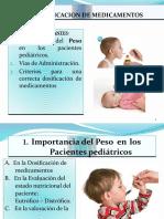 CLASE 2 DOSIFICACION DE MEDICAMENTOS [Autoguardado] [Autoguardado]