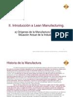 01 Introducción a Lean Manufacturing