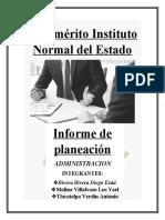 Informe de planeacion (2)