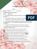 Examen Parcial Ucateba