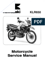 GPZ1100 1983 Kawasaki Service Manual