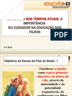 C-3 -2016 -IMPORTANCIA DOS CUIDADORES 2015