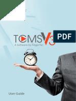 SUM-TCMSV3-E finger printer