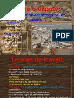 patrimoinearchitecturaleturbain-131003120524-phpapp02