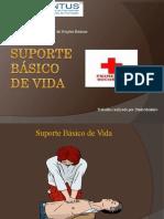 Trabalho Suporte Básico de Vida (Paulo Monteiro)