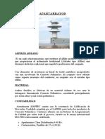APARTARRAYO ALFILER AISLADO