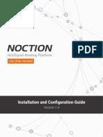 NOCTION Intelligent Routing Platform