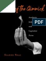 theory of the gimmick, sianne ngai.pdf