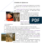 crise de 1383-85_batalha aljubarrota