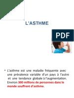 5-L'ASTHME - Copie.ppt