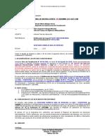 INFORME FINAL DE INSTRUCCIÓN Nº  XX