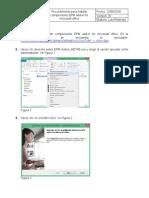 Instalar complemento EPM para BPC