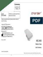 bascula bebe charder ms_2400