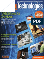 Medical Device Molding Technology July 2010