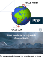 Polul Nord si Polul Sud