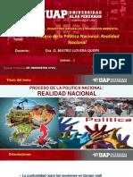SEMANA 2-PROCESO DE DEFENSA NACIONAL-REALIDAD NACIONAL