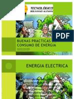 BUENAS PRACTICAS DE CONSUMO DE ENERGIA