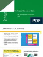 Estrategia y Planificación SCM