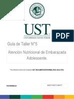Guía Taller N°5