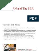 HUMAN and The SEA