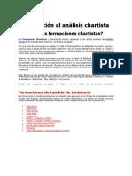 Introduccion al Analisis Chartista