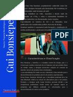 Resumo Metodologia Gui Bonsiepe