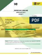COMPENDIO DERECHO CIVIL I Unidad I.pdf