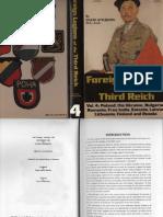 Foreign Legions of the Third Reich - 4 - Poland, Ukraine, Bulgaria, Romania, Free India, Estonia, Latvia, Lithuania, Finland, Russia