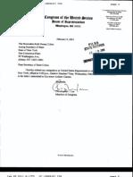 Lee Resignation Letter