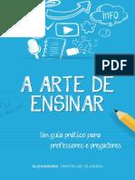 A ARTE DE ENSINAR.pdf