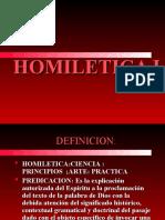 HOMILETICA (1)