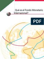 Qué es el FMI