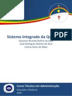 Caderno ADM - Sistema Integrado da Qualidade [1.ed. - 2019.1 - ETEPAC]